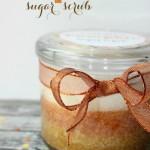 DIY Vanilla Pumpkin Sugar Scrub