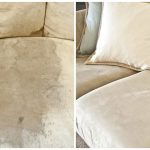 How To Clean And Remove Stain From Microfiber
