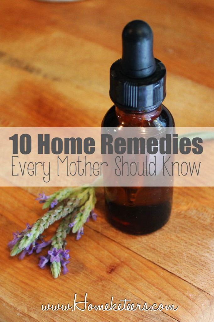 10 Home Remedies Every Parent Should Know