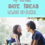 27 Great Dates Under $30