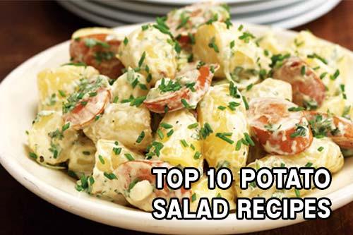 Top 10 Potato Salad Recipes