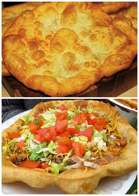 Yummy Navajo Fry Bread Recipe