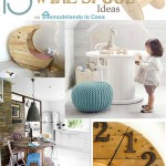 15 Repurposed Wire Spool Ideas