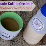 How To Make Coffee Creamer With 24 Flavor Recipes