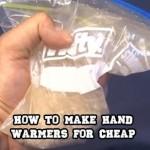 How To Make Hand Warmers For Cheap