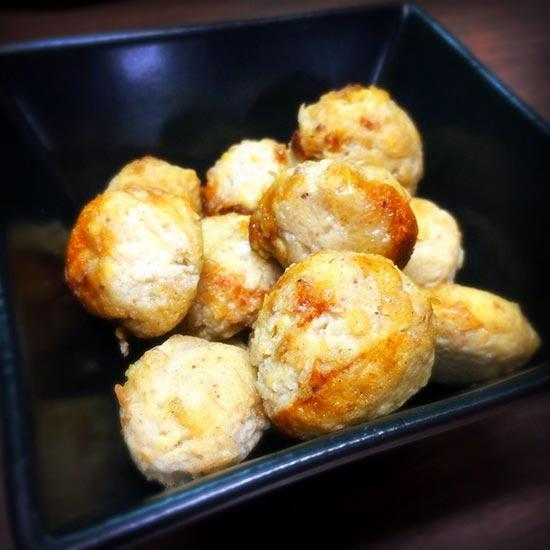 pancake-balls