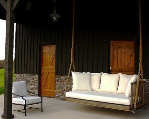 10 DIY Porch Swing Plans
