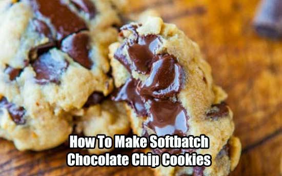 How To Make Softbatch Chocolate Chip Cookies