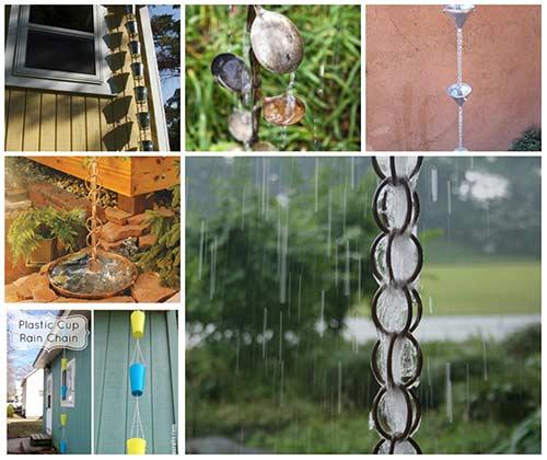 10 DIY Rain Chain Projects