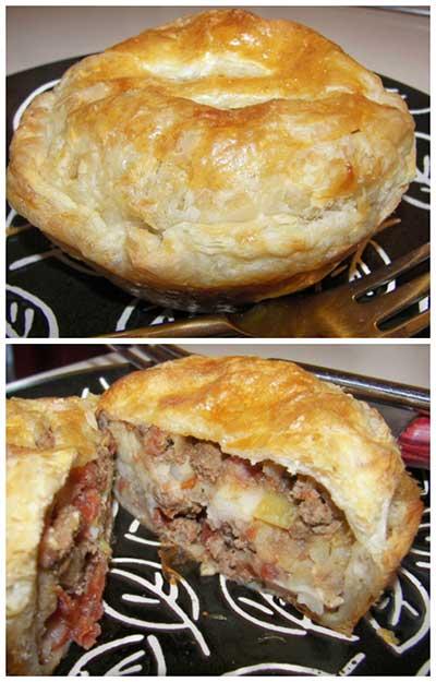 Delicious Beef Pasty Recipe