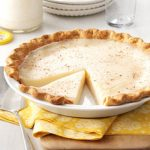 Amish Sugar Cream Pie Recipe