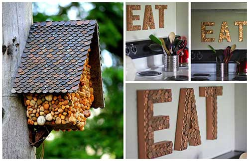 21 Awesome Ways To Use Pennies In The Home And Garden