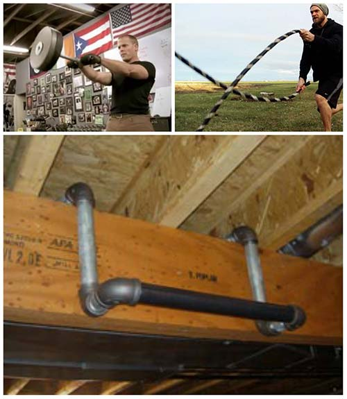 Diy Gym Equipment 21 Fitness Projects You Can Build At Home