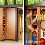 DIY Space-Saving Garage Storage