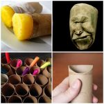 50 Ways to Reuse Empty Toilet Paper Rolls