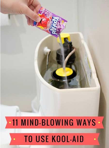 11 Mind-Blowing Ways to Use Kool-Aid