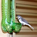 How to Recycle Plastic Bottles for Bird Feeders