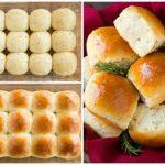 Rosemary Dinner Rolls Recipe