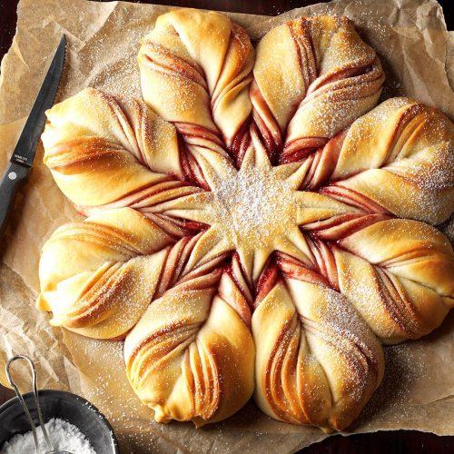Christmas Star Bread Recipe