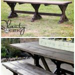 DIY Bench Farmhouse Style