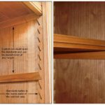 How To Make an Adjustable Sawtooth Shelf Support System