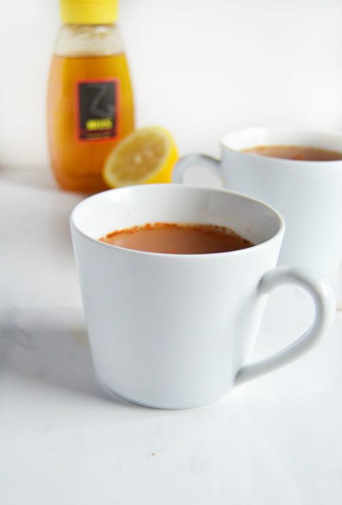 How to Make Sore Throat Tea