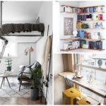30 DIY Small Space Hacks