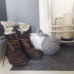 How To Make Chunky Aran Socks – Free Pattern