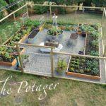 Your Very Own DIY Potager Garden