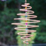 DIY Copper Wind Chimes