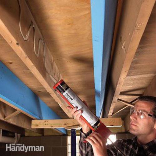 How To Repair Sagging or Broken Floor Joists