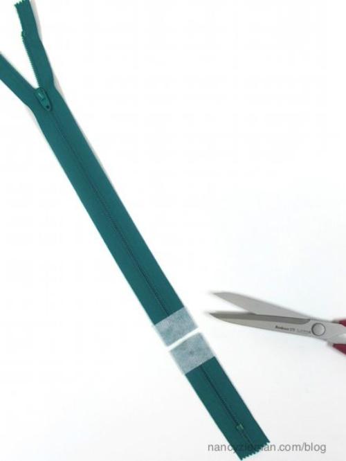 DIY: Sewing in a Zipper