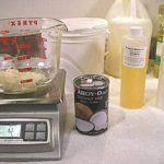 How to Make Bubbly Coconut Milk Soap